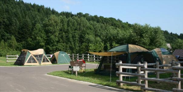 キャンプ 場 真狩